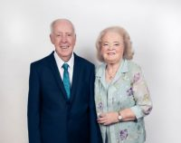 Vivien & Peter Wade, Dec. 2017