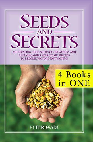 Book cover Seeds & Secrets