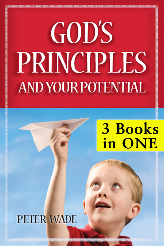 Book cover God's Principles