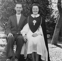 Pastors Peter & Vivien Wade