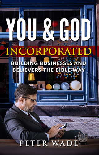 Book cover You & God Incorporated
